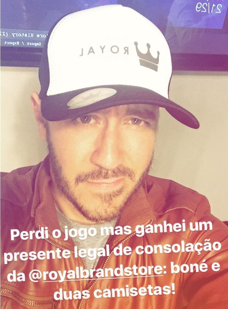 Pedro Nogueira @modamasculina