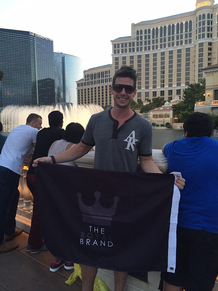 Leandro Hass @ Las Vegas